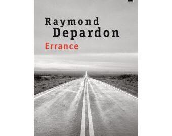 Couverture livre Errance de Raymond Depardon